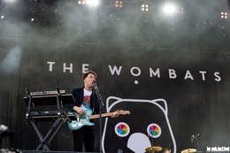 20190622 TheWombats 02 bs TheaDrexhage