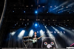 20190622 TheWombats 04 bs TheaDrexhage