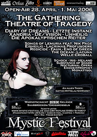 Flyer: Mystic Festival