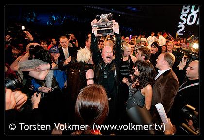 Subway To Sally Sieger Des Bundesvision Song Contest 2008 Von