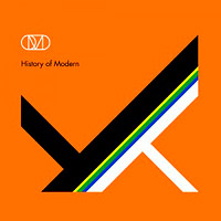 """Cover: OMD """"History Of Modern"""""""