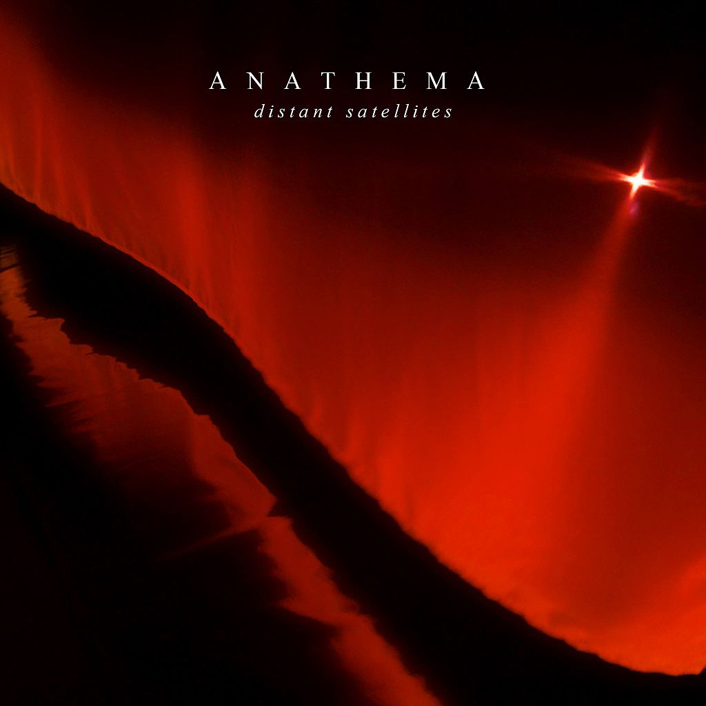Anathema: Distant Satellites (2014) Book Cover