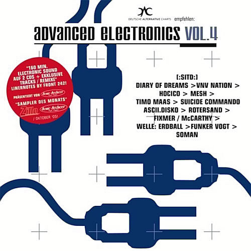 Various: Electronics Vol. 4 (2005) Book Cover