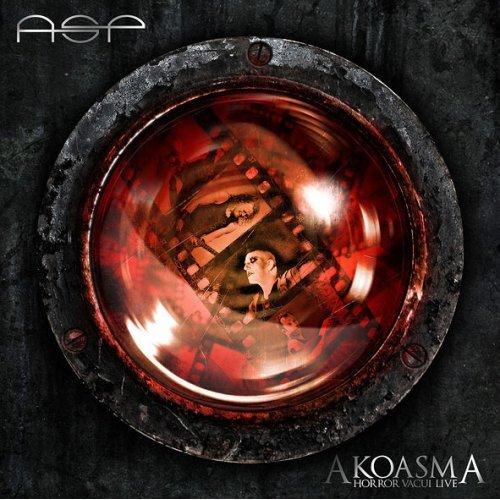ASP: Akoasma - Horror Vacui Live (2008) Book Cover