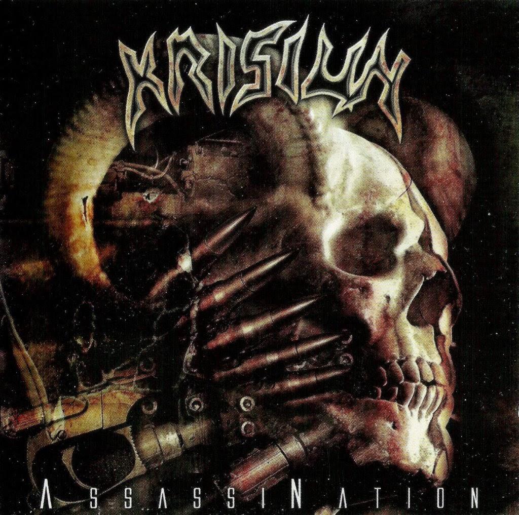 Krisiun: Assassination (2006) Book Cover