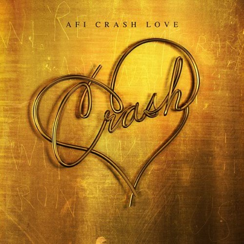 AFI: Crash Love (2009) Book Cover