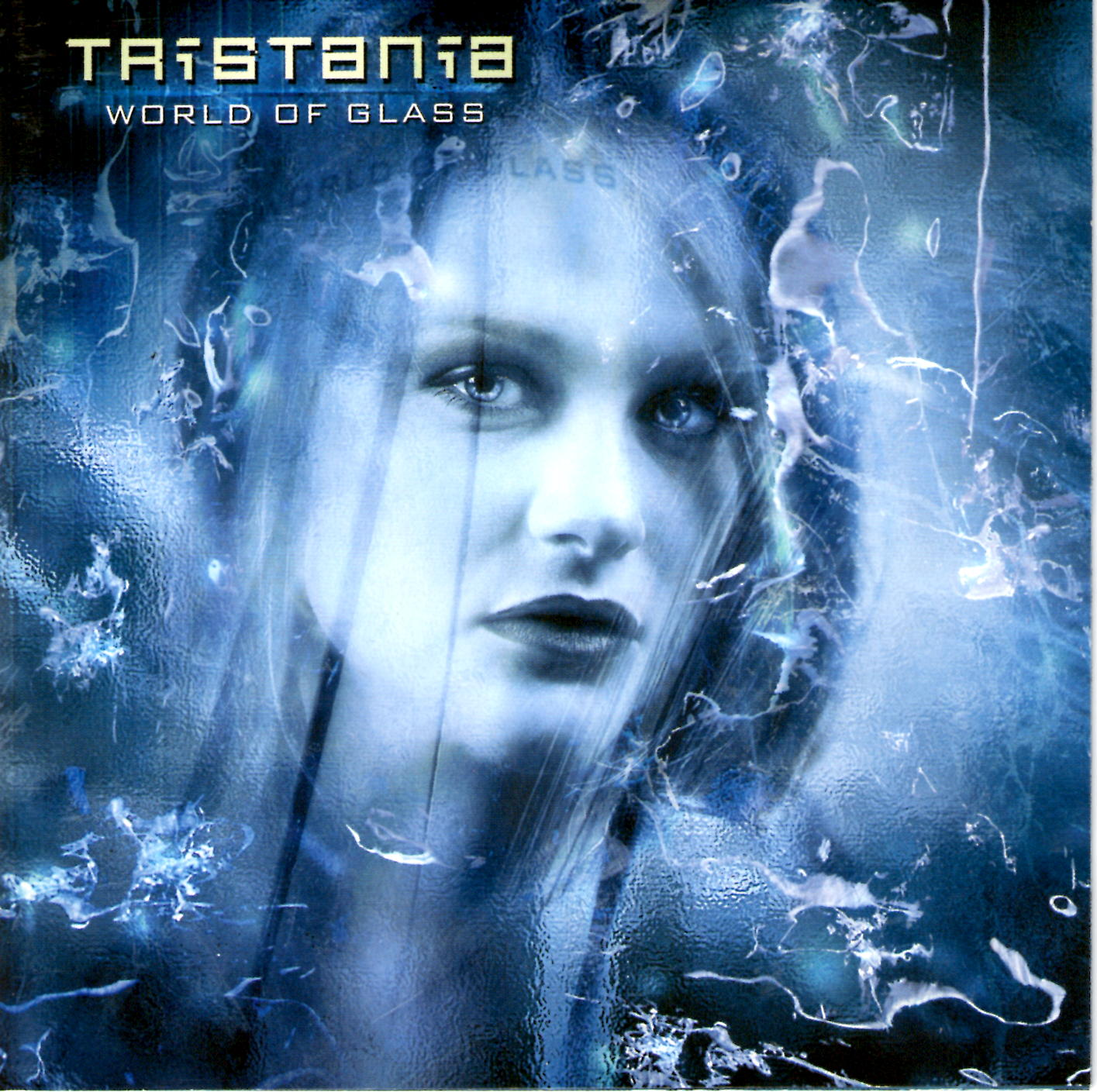 Tristania: World of Glass (2001) Book Cover