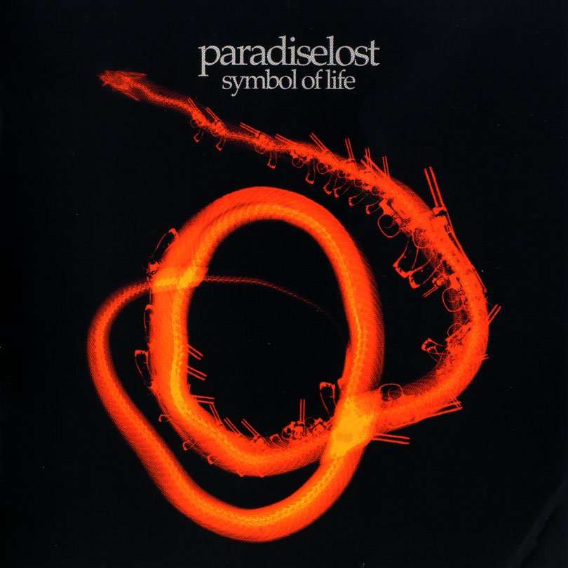 Paradise Lost: Symbol Of Life (2003) Book Cover