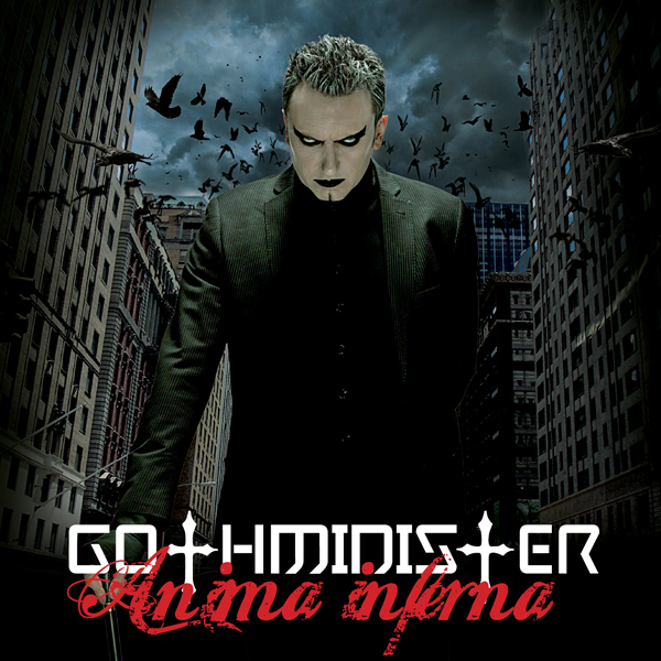 Gothminister: Anima Inferna (2011) Book Cover
