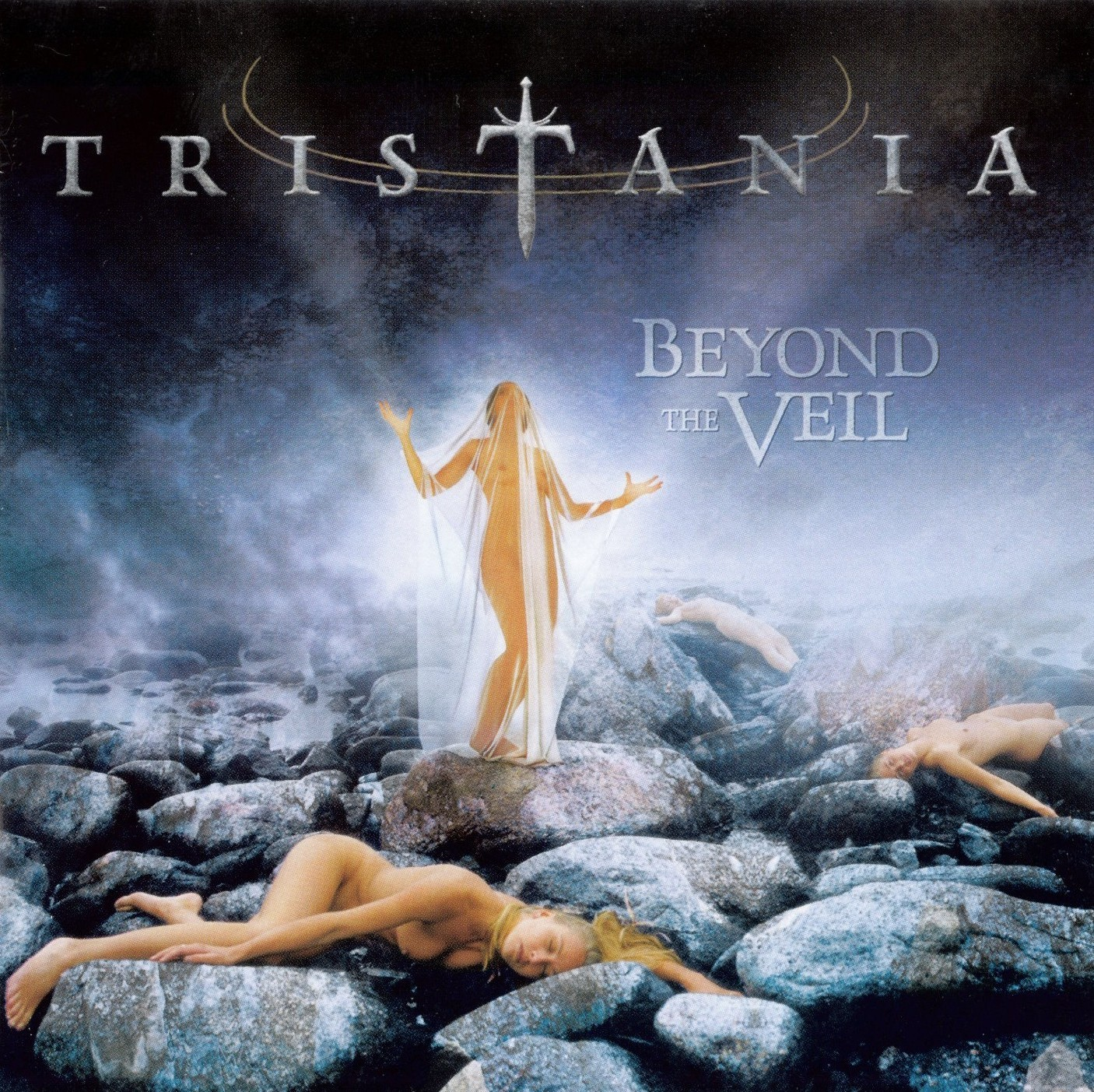 Tristania: Beyond The Veil (1999) Book Cover