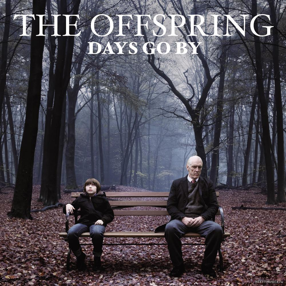 The Offspring: Days Go By (2012) Book Cover