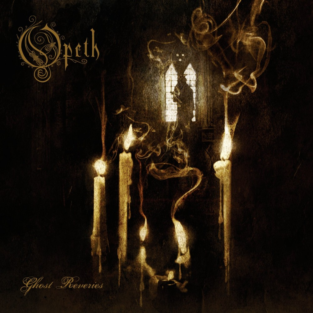 Opeth: Ghost Reveries (2005) Book Cover