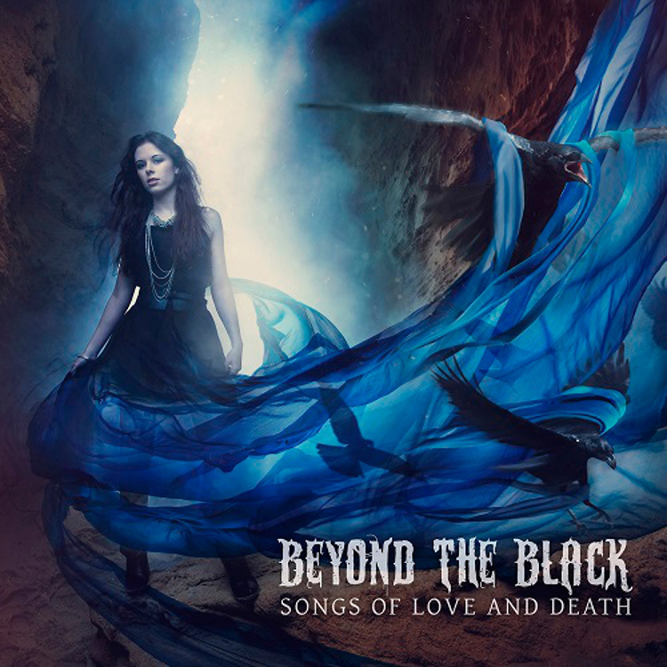 Beyond The Black: Songs of Love and Death (2015) Book Cover