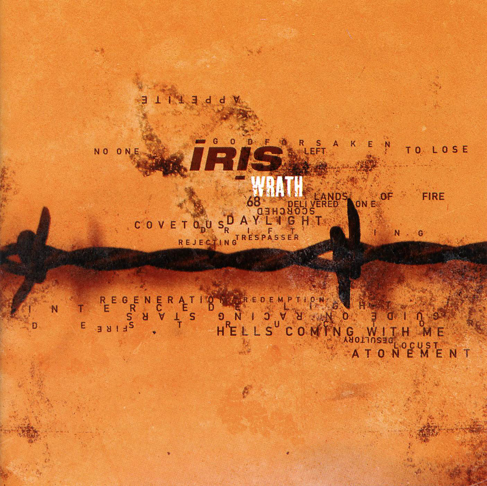 Iris: Wrath (2005) Book Cover