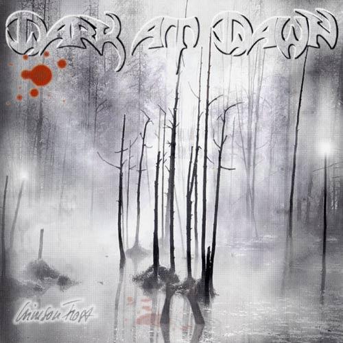 Dark At Dawn: Crimson Frost (2001) Book Cover