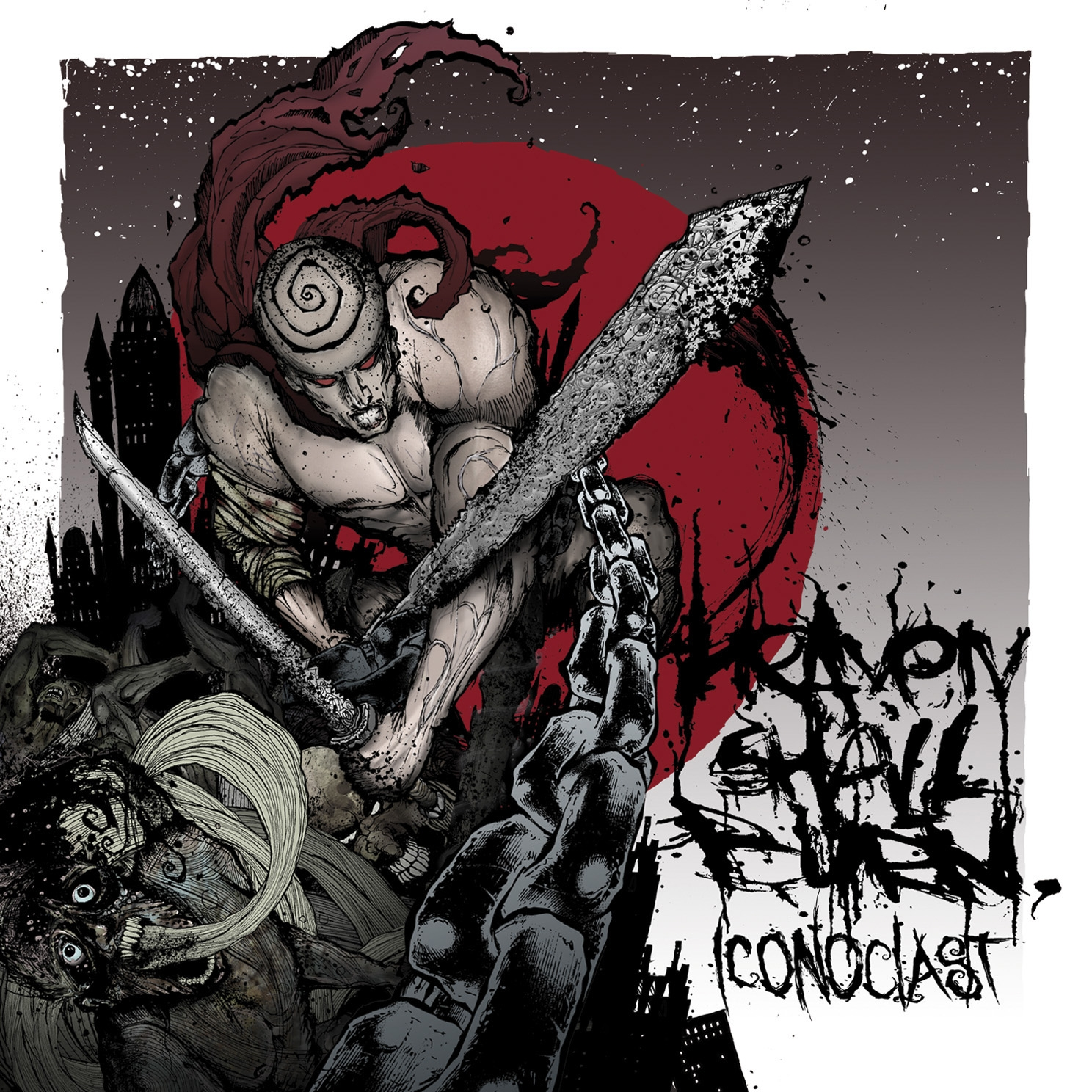 Heaven Shall Burn: Iconoclast (2008) Book Cover