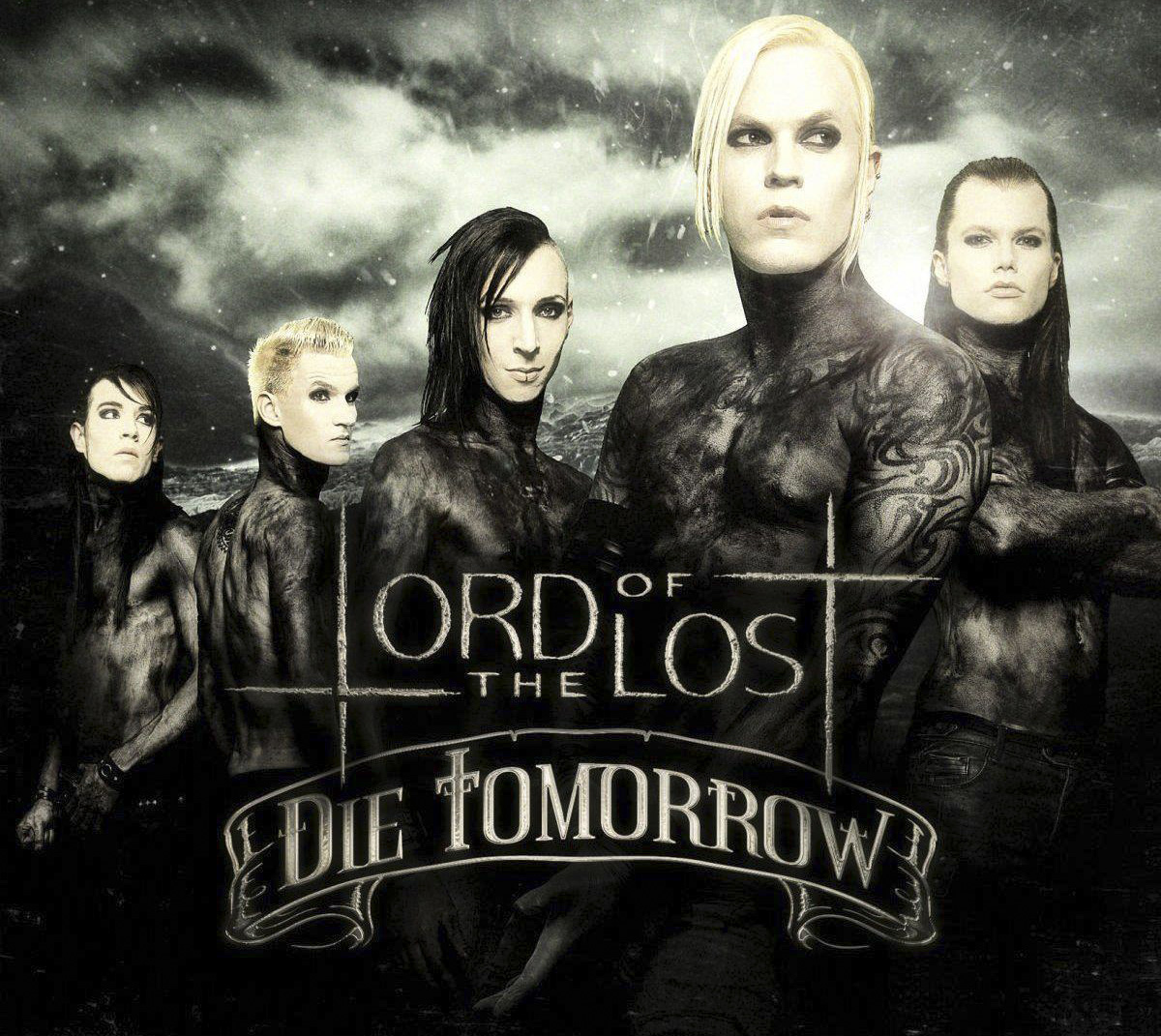 Lord of the Lost: Die Tomorrow (2012) Book Cover