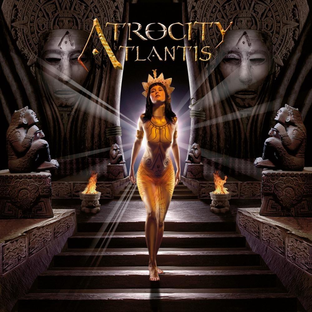 Atrocity: Atlantis (2004) Book Cover