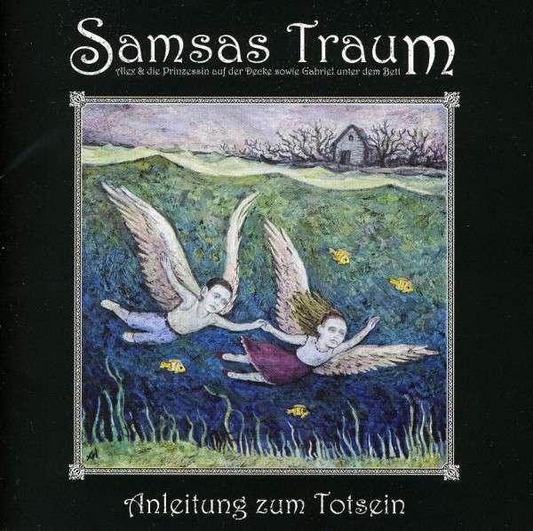 Samsas Traum: Anleitung zum Totsein (2011) Book Cover
