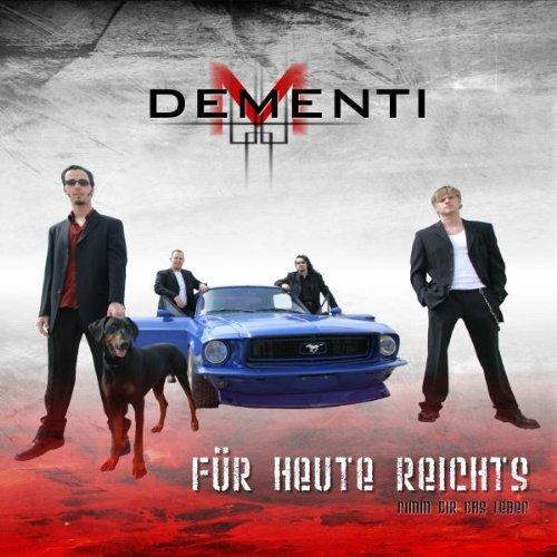 Dementi: Für heute reicht's (2005) Book Cover