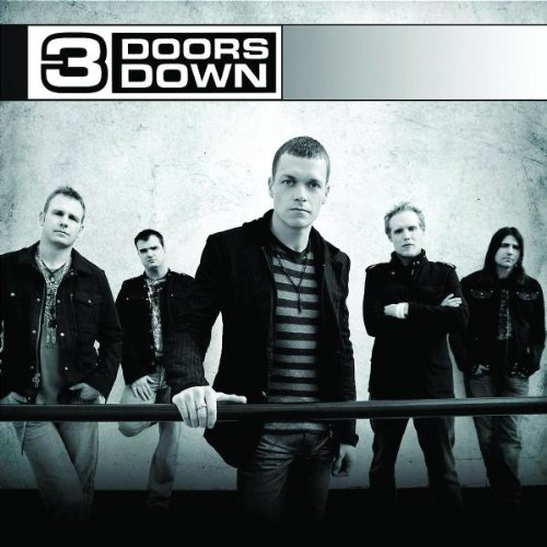 3 Doors Down: 3 Doors Down (2008) Book Cover