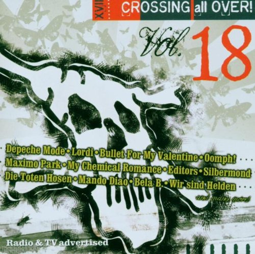 Various: Crossing All Over Vol. 18 Book Cover