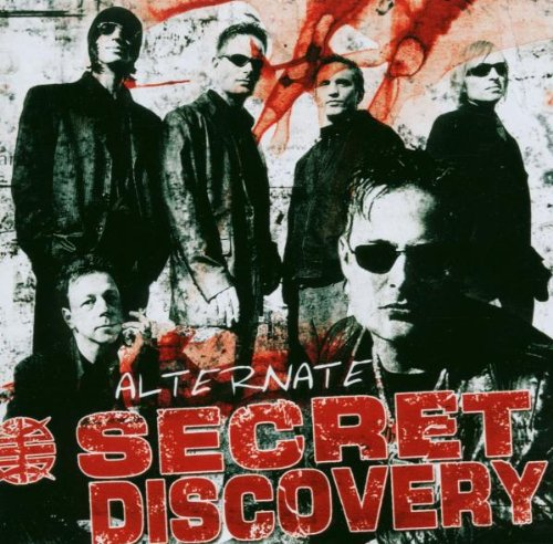 Secret Discovery: Alternate (2006) Book Cover