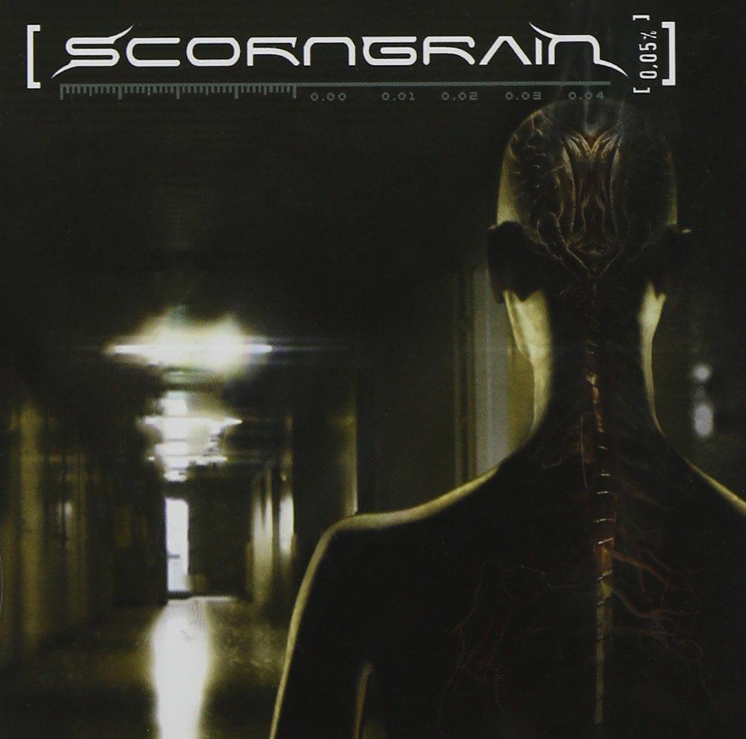 Scorngrain: 0,05% (2006) Book Cover