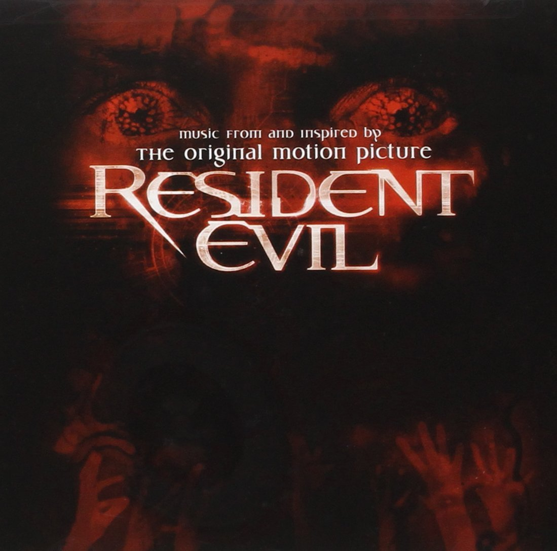 Various: Resident Evil Soundtrack (2002) Book Cover