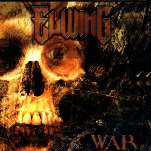 Elwing: War (2005) Book Cover