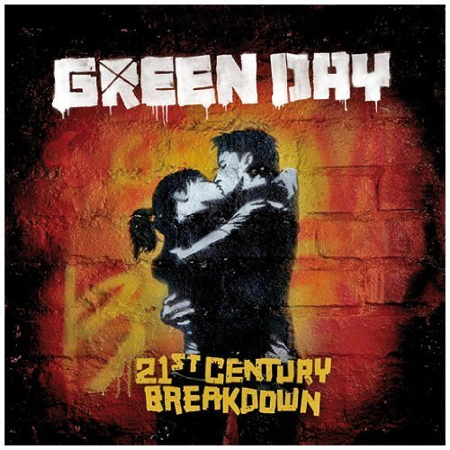 Green Day: 21st Century Breakdown (2009) Book Cover