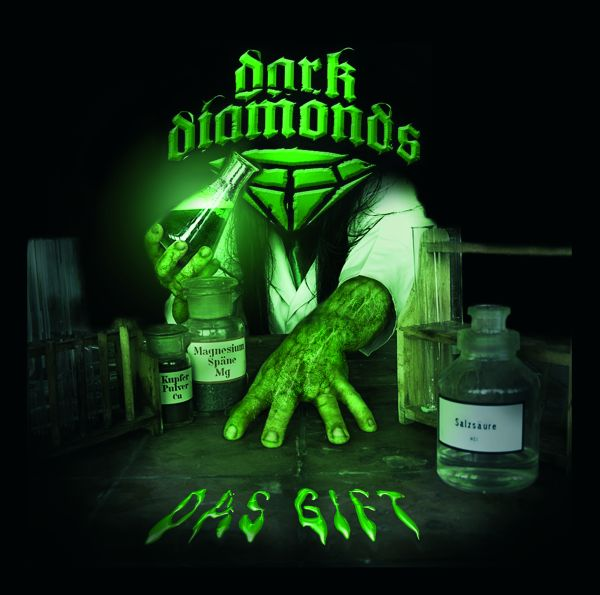 Dark Diamonds: Das Gift (2009) Book Cover