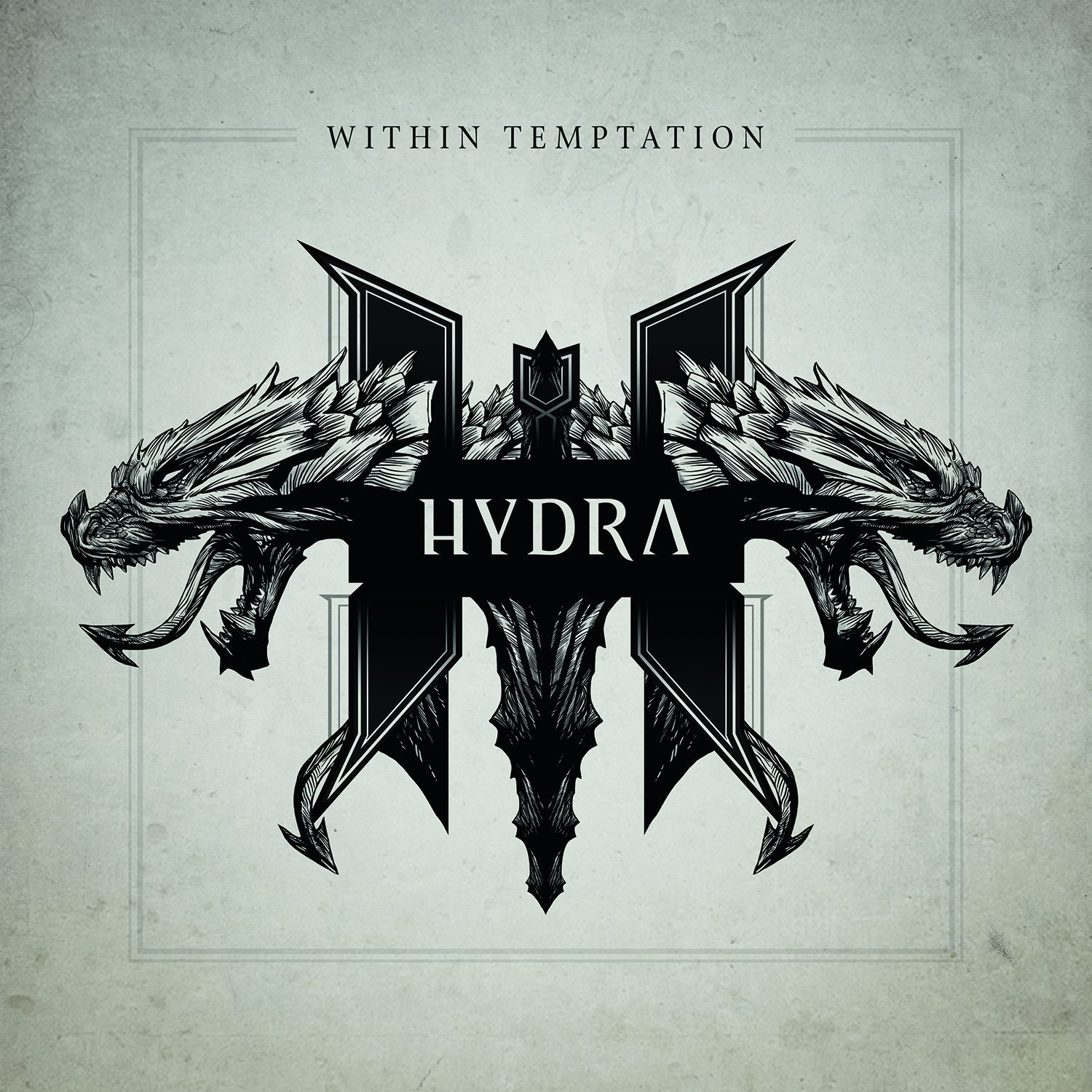 Within Temptation: Hydra (2014) Book Cover