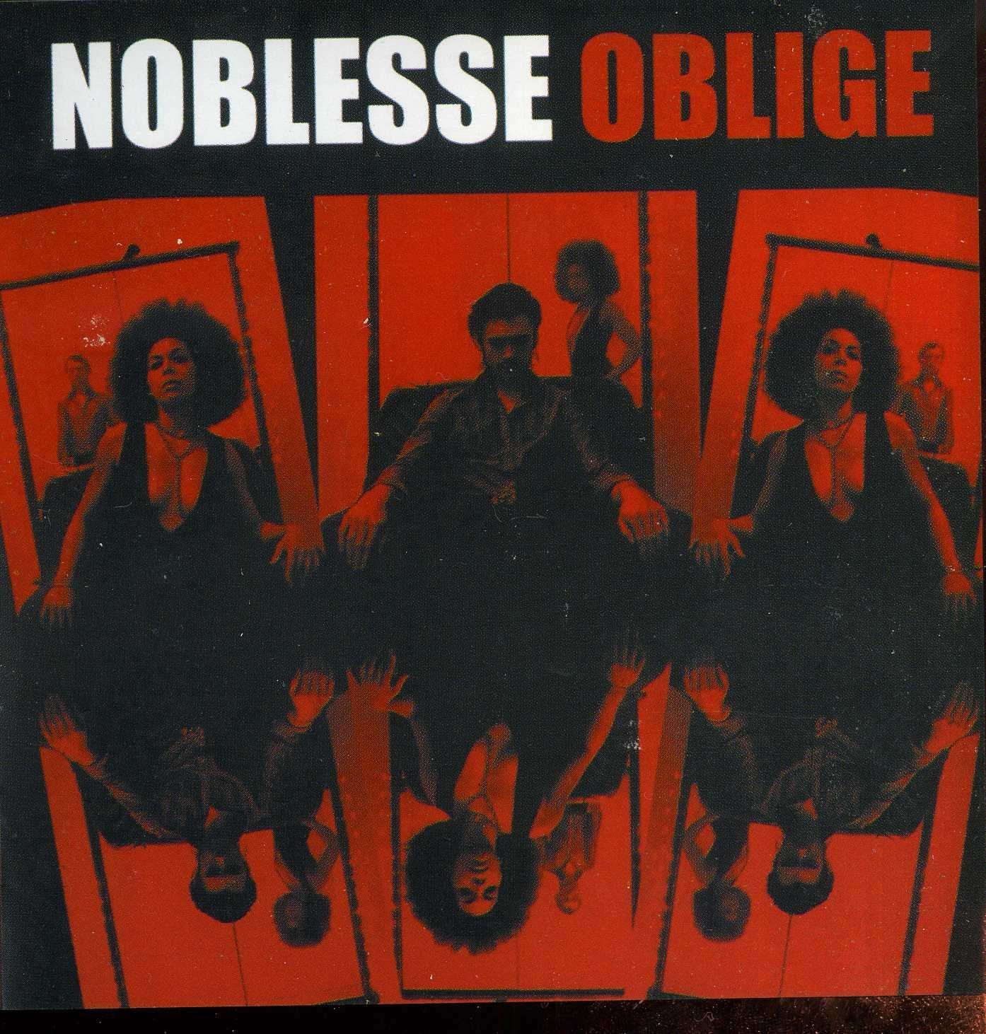 Noblesse Oblige: In Exile (2008) Book Cover