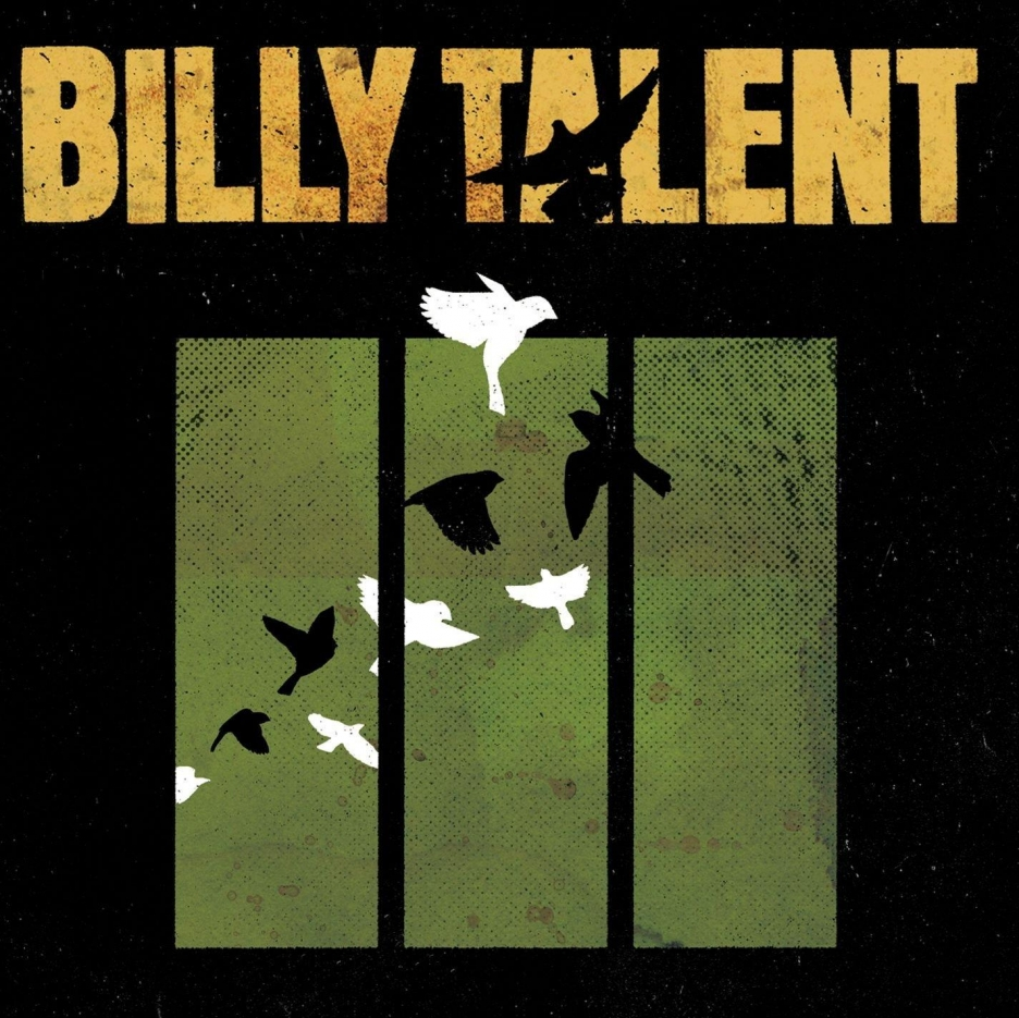 Billy Talent: III (2009) Book Cover