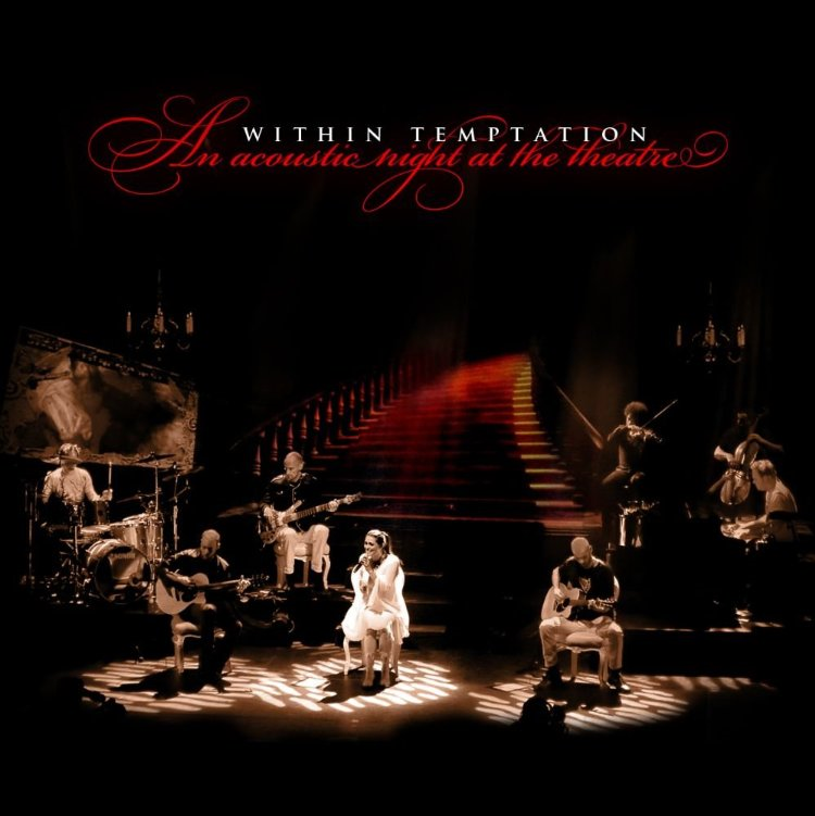 Within Temptation: An Acoustic Night At The Theater (2009) Book Cover