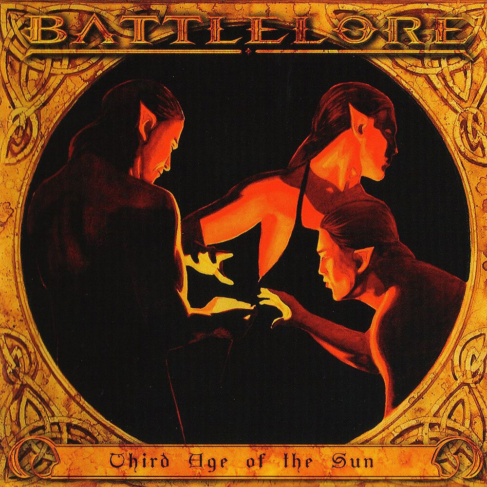 Battlelore: Third Age Of The Sun (2005) Book Cover