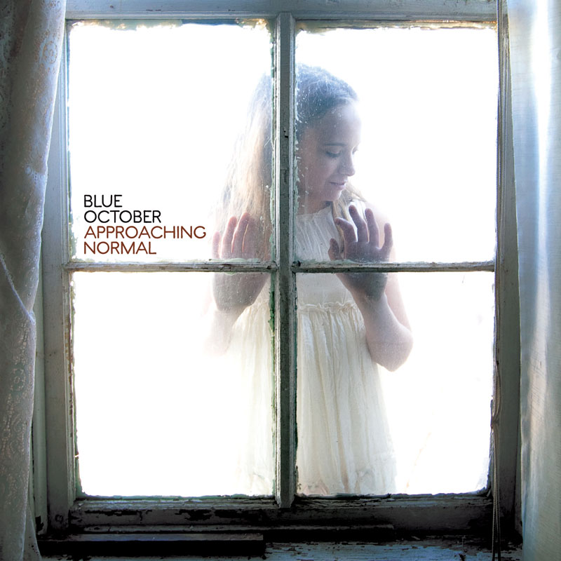 Blue October: Approaching Normal (2009) Book Cover