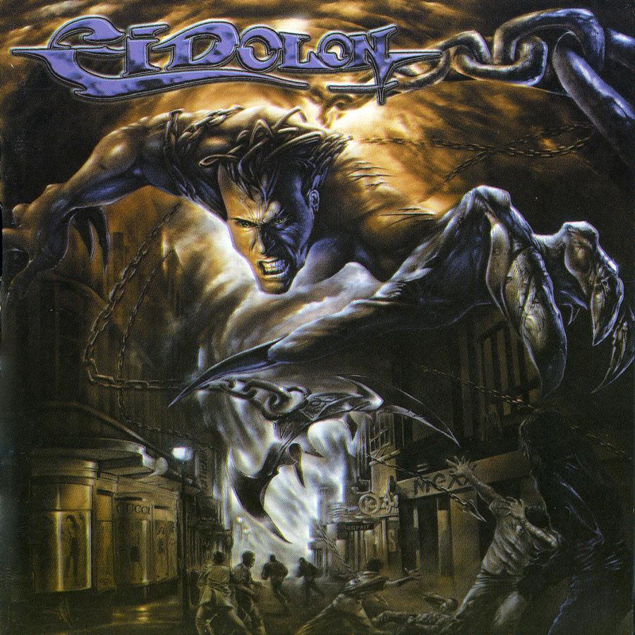 Eidolon: Hallowed Apparition (2001) Book Cover