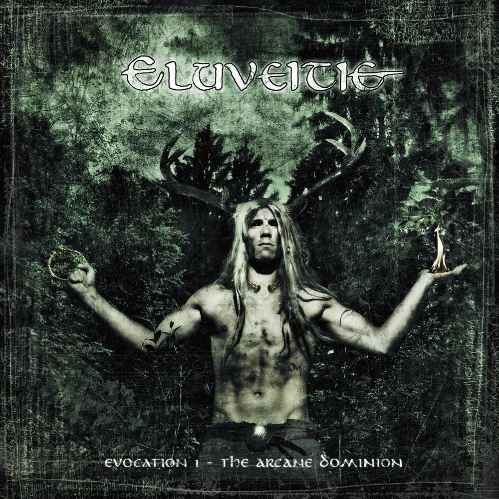 Eluveitie: Evocation I - The Arcane Dominion (2009) Book Cover