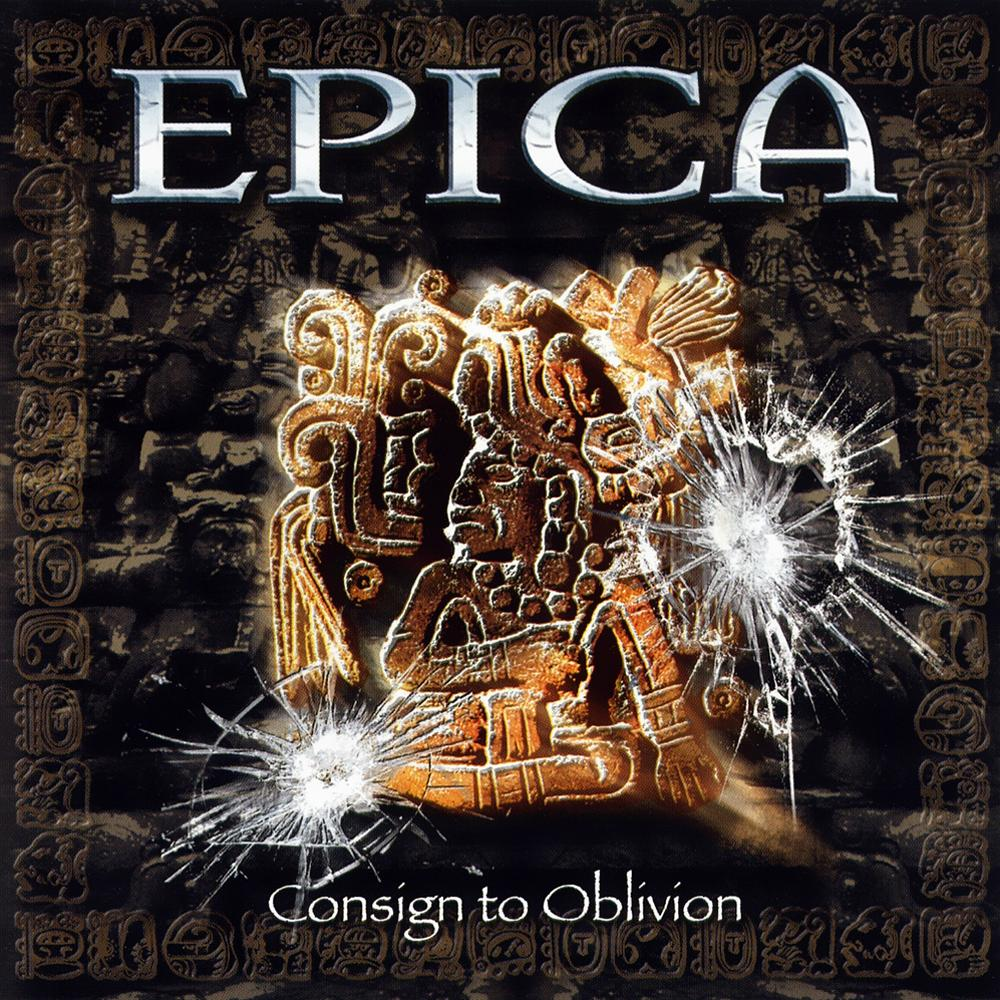 Epica: Consign To Oblivion (2005) Book Cover