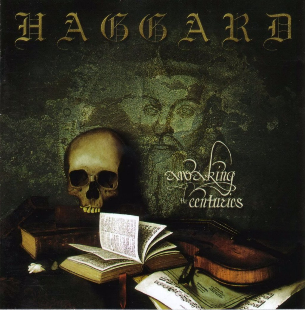 Haggard: Awaking The Centuries (2000) Book Cover