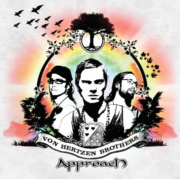 Von Hertzen Brothers: Approach (2006) Book Cover