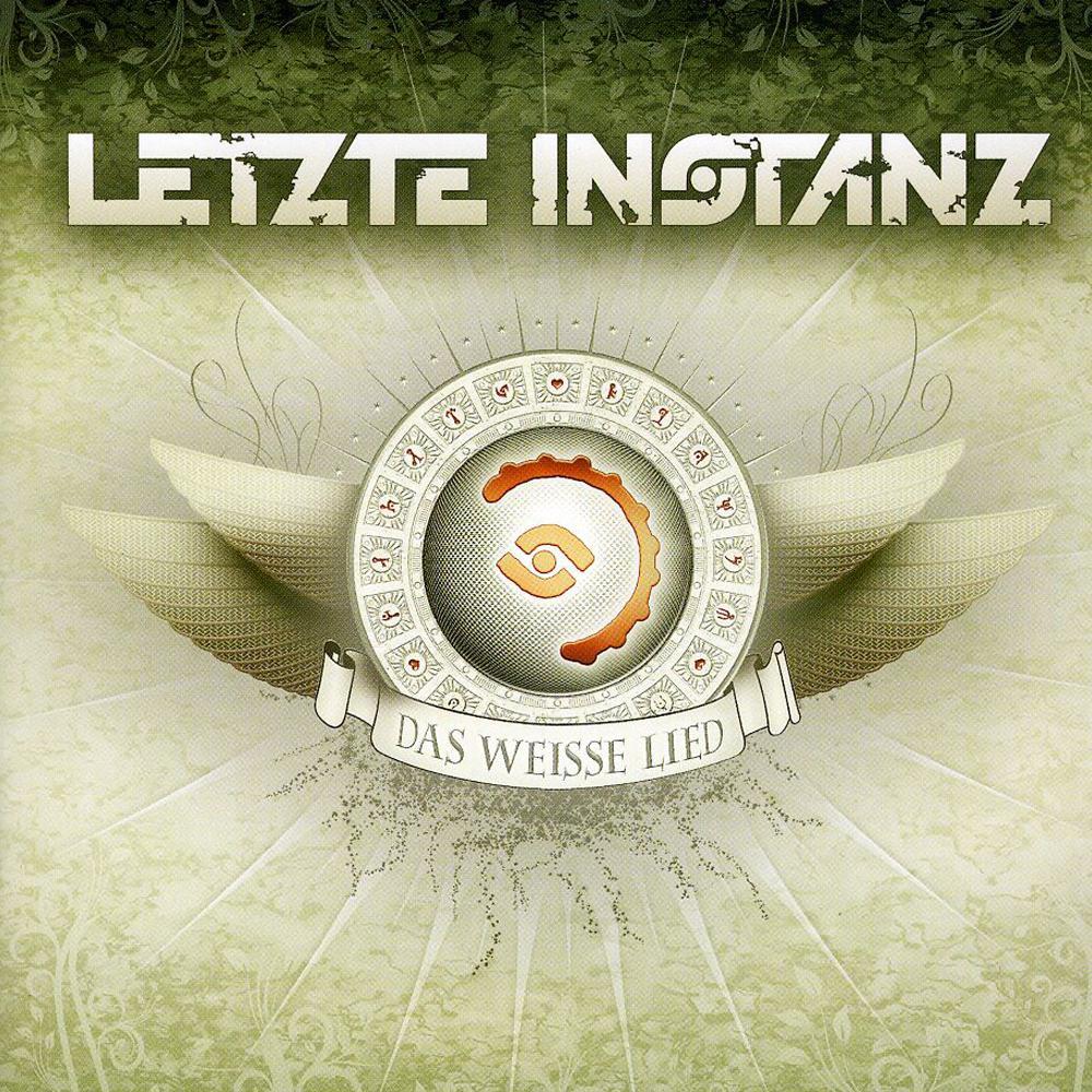 Letzte Instanz: Das Weisse Lied (2007) Book Cover