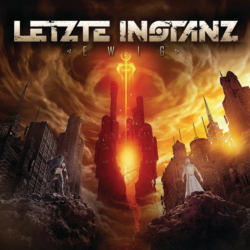 Letzte Instanz: Ewig (2012) Book Cover