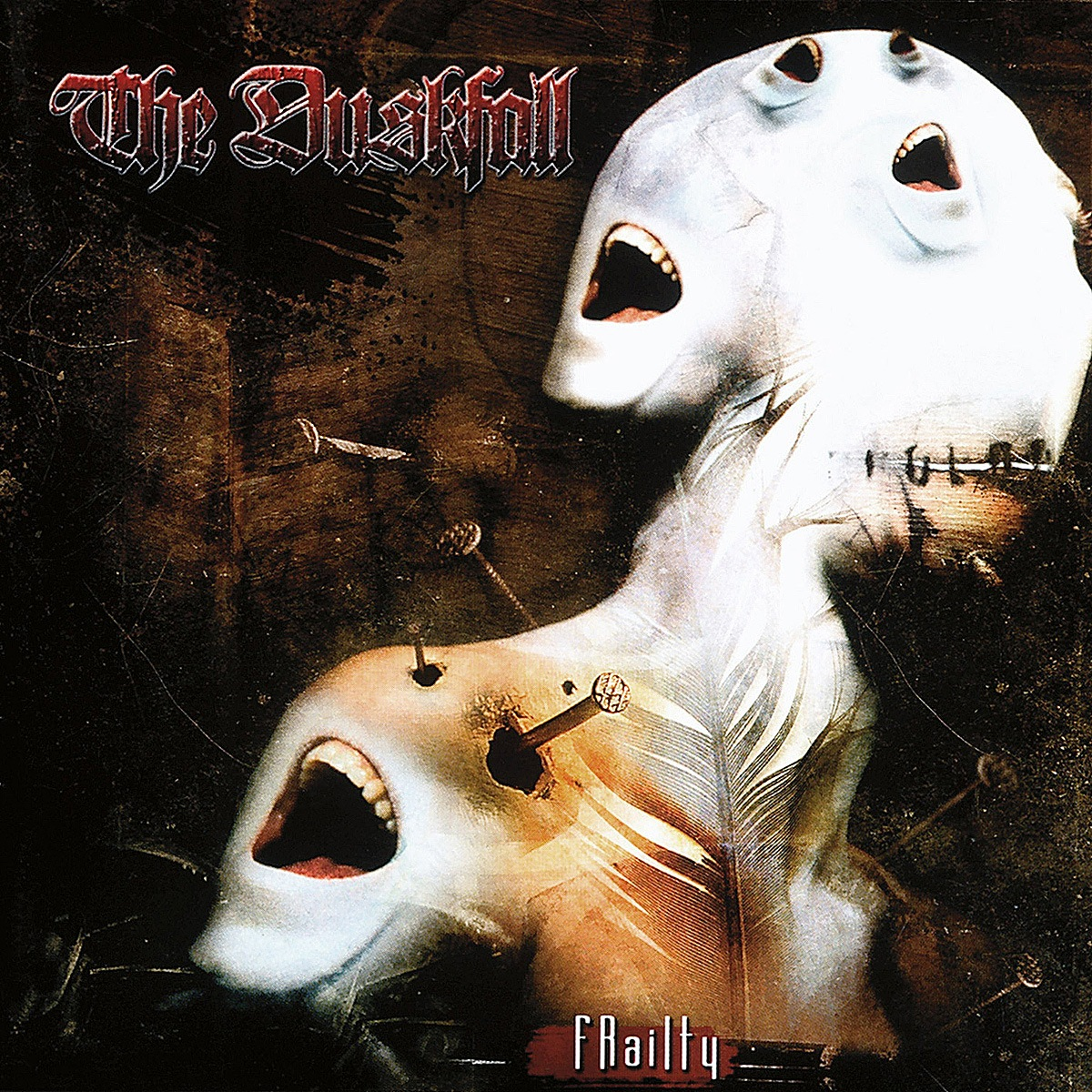 The Duskfall: Frailty (2003) Book Cover