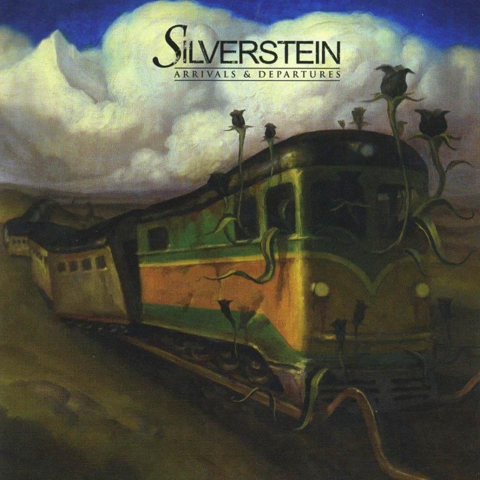 Silverstein: Arrivals & Departures (2007) Book Cover