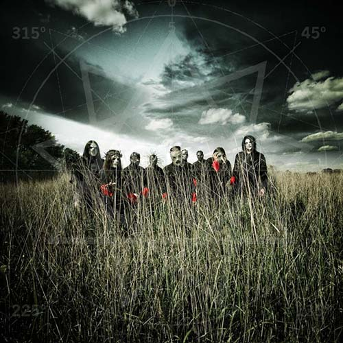 Slipknot: All Hope is Gone (2008) Book Cover
