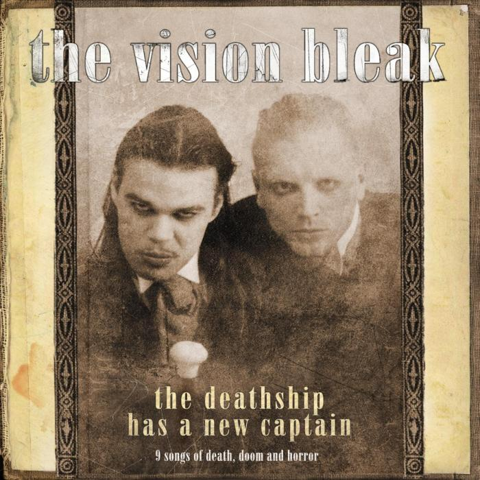 The Vision Bleak: The Deathship has a new captain (2004) Book Cover
