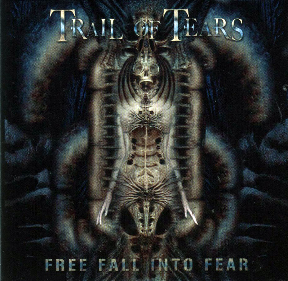 Trail Of Tears: Free Fall Into Fear (2005) Book Cover
